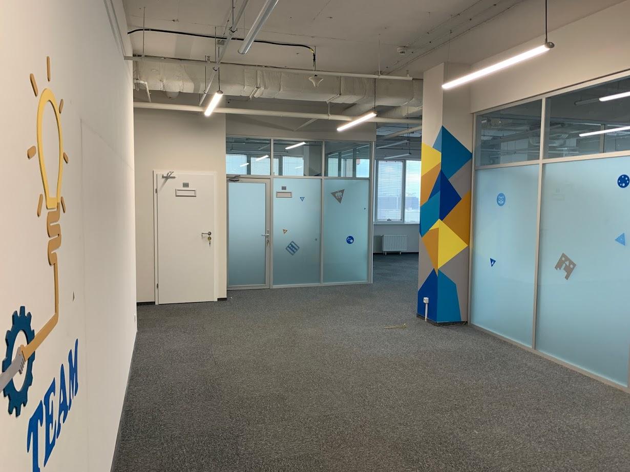 Aренда офиса Киев, Соломенский, 723м²